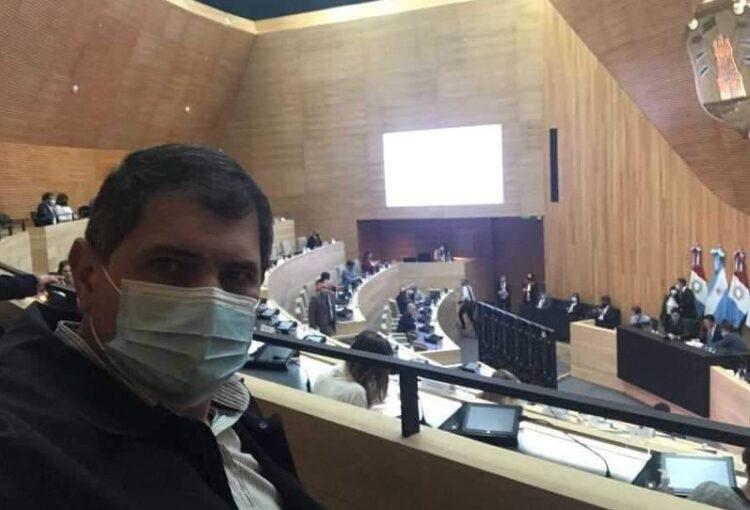 Lee más sobre el artículo El intendente Méndez fue invitado a participar en la Legislatura de Córdoba