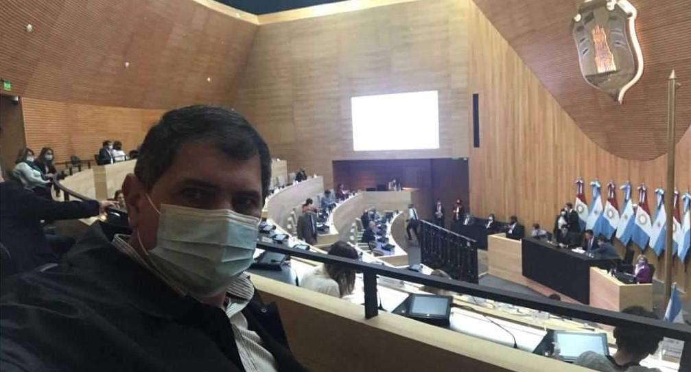 En este momento estás viendo El intendente Méndez fue invitado a participar en la Legislatura de Córdoba