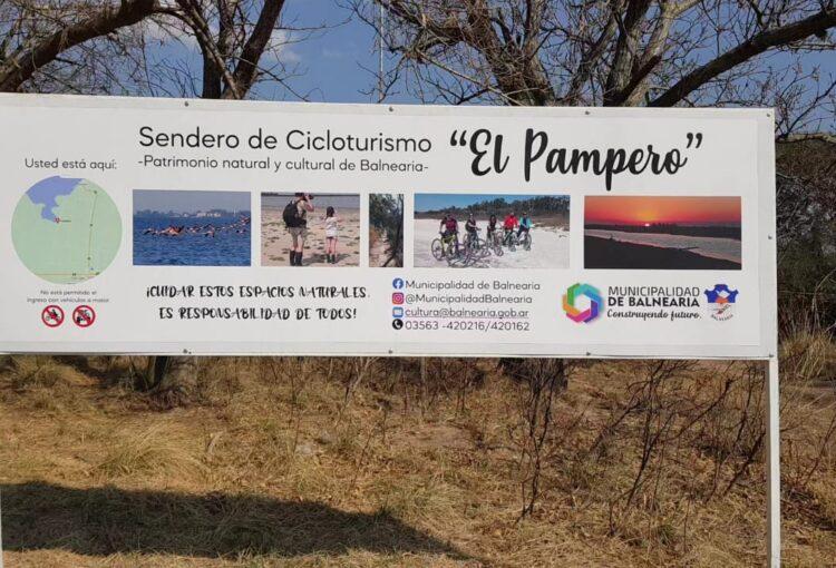 Lee más sobre el artículo El sendero «El Pampero» como uno de los mejores de la provincia