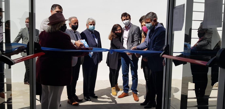 En este momento estás viendo Se inauguró nuevo edificio de Juzgado de Paz